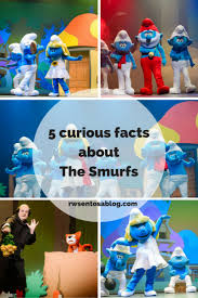 the smurfs 5 curious facts about the smurfs the resorts world sentosa blog