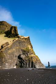 Black Sands Beach Things To Do On The South Coast Iceland A Side Of Sweet