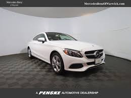 cpe class pre owned 2017 mercedes c class c 300 2dr cpe 4matic coupe