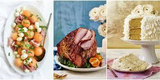 easy elegant dinner menus 55 easter dinner menu ideas easy recipes for easter dinner