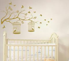 Bird Wall Decals For Nursery by Natural Nursery Promotion Shop For Promotional Natural Nursery On