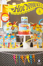 hot wheels cake toppers guest feature fridays hot wheels party soiree event design
