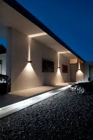 led light design exciting exterior lights best outside also