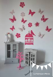 decoration chambre fille papillon beau decoration chambre fille papillon et decoration chambre fille