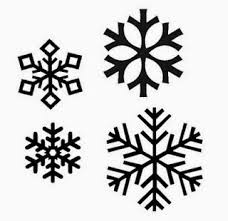 snowflake crafts for and free printable cut outs montessori