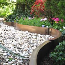 Bush Rock Garden Edging Patio Edging Ideas The Garden