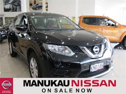 nissan trail 2017 nissan x trail st 5 seater 4wd demo excellent condition 2017