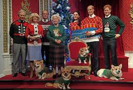remember that time the royal family won at jumpers
