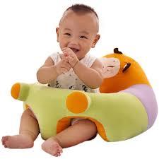 siege pour assis canapé siège chaise bébé assis tout doux confort peluche jouet pour