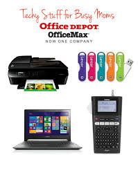 prepping for the holidays with office depot