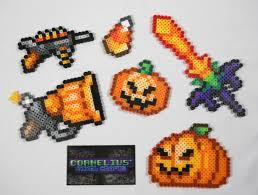 terraria halloween themed items keychains optional