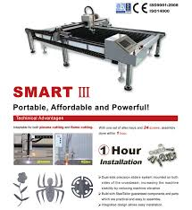 smart iii portable cnc plasma
