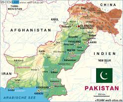 world map pakistan karachi map of pakistan map in the atlas of the world world atlas