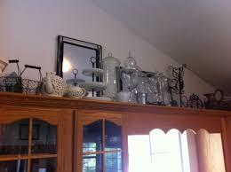 Decor Over Kitchen Cabinets by Martha Stewart Decorativeative Above Kitchen Cabinets