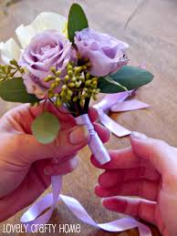 Mom To Be Corsage Tutorial How To Make A Corsage Like A Pro