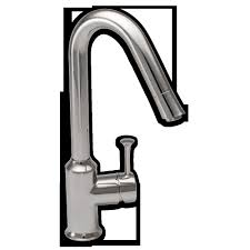 non low flow kitchen faucet