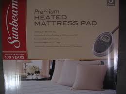 winter must have buy heated mattress pad
