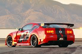 pictures of mustangs featured apr widebody 2008 mustang gt mustangs daily