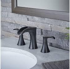 Tuscany Bathroom Faucet Tuscan Bronze Brea Widespread Bath Faucet Lf 049 Bryy Pfister