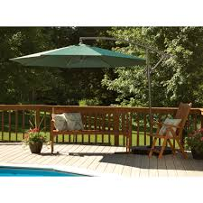 furniture costco cantilever umbrella for most dramatic shade