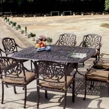 dining room sets 9 piece darlee elisabeth 9 piece cast aluminum patio dining set ultimate