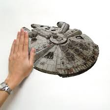 amazon com roommates rmk3012scs star wars ep vii spaceships p s view larger
