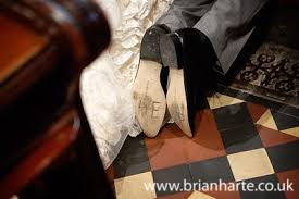 wedding shoes help me east riddlesden wedding brian harte