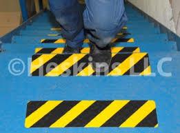 applying anti slip tape as stair treads the heskins llc blog