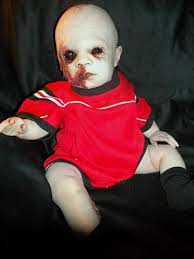 Baby Scary Halloween Costumes 31 Zombie Babies Images Scary Dolls Reborn