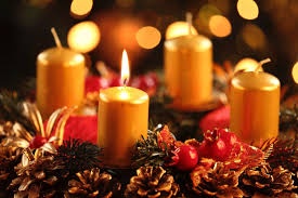 how to light an advent wreath step by step