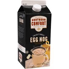 Sothern Comfort M W Heron U0027s Southern Comfort Traditional Egg Nog 0 5 Gal