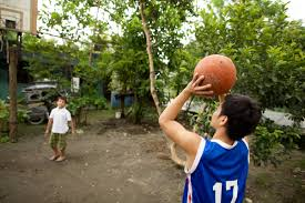 playing basketball in the philippines