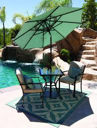 Obravia Treasure Garden Umbrella by 9 U0027 Auto Tilt Umbrella Surf All Things Barbecue
