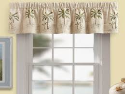 kitchen valance ideas box pleated valances window treatments