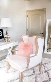 Pink Armchair Design Ideas Home Office Makeover Hello Fashion