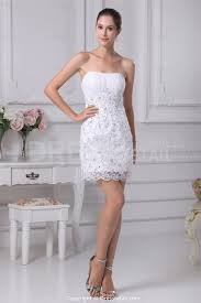 looking classical and fashionable with lace summer wedding dresses