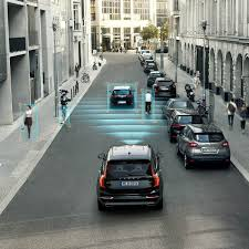 what s the new volvo commercial about autonomous driving intellisafe volvo cars