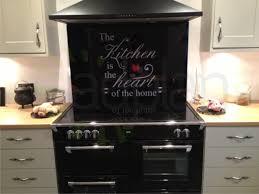ideas cooker splash backs