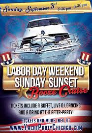 is spirit halloween open on labor day yacht party chicago u0027s labor day weekend sunday sunset booze cruise