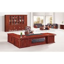 Solid Wood Executive Office Furniture by Alibaba Manufacturer Directory Suppliers Manufacturers