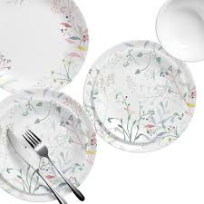 corelle boutique monteverde 12 pc dinnerware set corelle