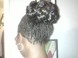 micro braids hairstyles pictures updos 4 micro braids hairstyles that are fun easy to do fmag com