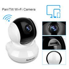 interior home surveillance cameras sricam sp020 hd 720p wifi ip security indoor camera ir cut