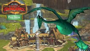 games play train dragon