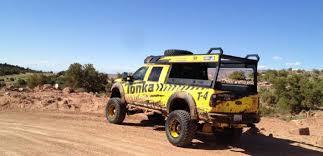 custom truck series gas tonka t rex