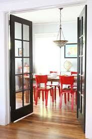 chairs outstanding red dining chairs modern red leather dining