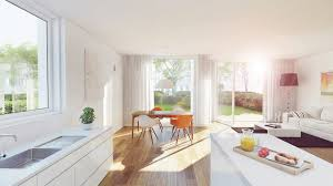 the garden homes interior visuals 3d