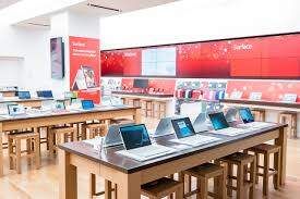 pitt technology help desk photos inside microsoft s flagship sydney retail store gizmodo