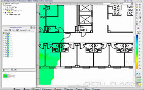 How To Read A Floor Plan by Airmagnet Survey Pro Passive Site Survey How To Youtube