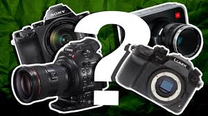 first camera ever made what camera should i buy a7s gh4 c100 bmpc4k youtube